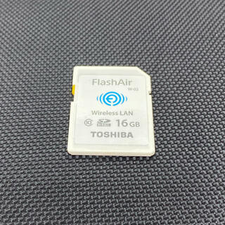 東芝 - TOSHIBA Flash Air 16GB