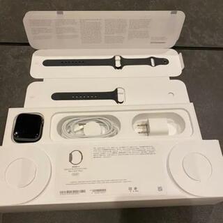 Apple Watch - 美品Applewatch series4 アップルウォッチ 44mm
