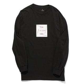 エヌハリウッド(N.HOOLYWOOD)のN.HOOLYWOOD LONG SLEEVE T-SHITE(Tシャツ/カットソー(七分/長袖))