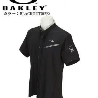 オークリー(Oakley)の新品定価13200円/オークリー/メンズ/ゴルフ/半袖シャツ/ゴルフウェア (ウエア)