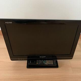 すぐ発送可能SHARP AQUOS LC-19K5 19インチテレビ