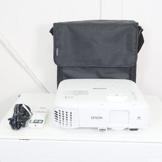 美品 エプソン ビジネスプロジェクター EB-2042 ランプ19H/0H (プロジェクター)
