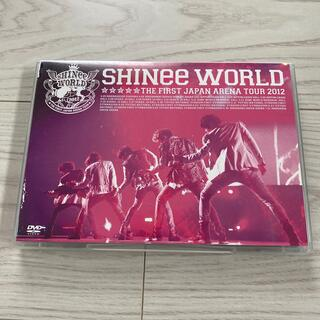 シャイニー(SHINee)のSHINee《アリーナツアー2012》DVD(ミュージック)