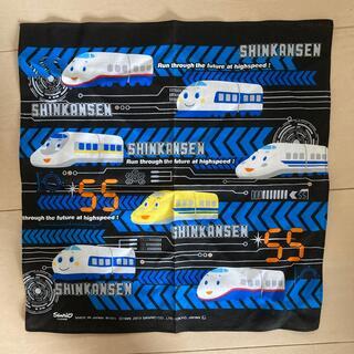 新幹線のハンカチ(外出用品)