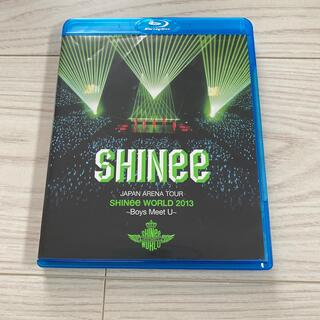 シャイニー(SHINee)の《SHINee》アリーナツアー2013 Blu-ray(ミュージック)