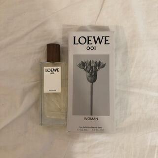 LOEWE - ロエベ  香水 LOEWE 001 woman オードパルファム 50ml