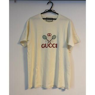 Gucci - GUCCI テニスTシャツ