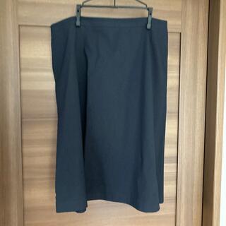 UNIQLO - ユニクロ フレアスカート  大きいサイズ