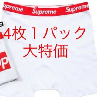Supreme - シュプリーム ヘインズ 4枚1パック