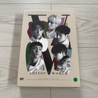 シャイニー(SHINee)のSHINee WORLD Ⅴ in Seoul《DVD》(K-POP/アジア)