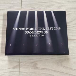 シャイニー(SHINee)のSHINee WORLD THE BEST 2018 ~FROM NOW ON~(K-POP/アジア)