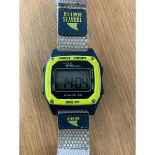 ロンハーマン(Ron Herman)のロンハーマン シャーク 時計(腕時計(デジタル))