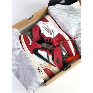 Jordan 1 Retro High Off-White Chicago(スニーカー)