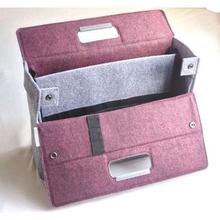 コクヨ(コクヨ)のコクヨ モバイルバッグ mo・baco モバコ レッド カハ-MB11R(オフィス用品一般)