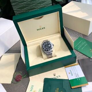 ロレックス シードゥエラー4000 ROLEX 116600 ノンポリ