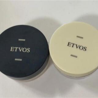ETVOS - エトボス マットスムースミネラル ナイトミネラルファンデーション