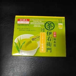 伊藤園 - [訳有]伊右衛門インスタント玄米茶 スティック60袋