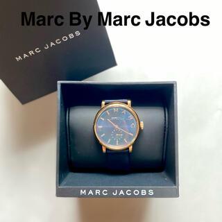 マークバイマークジェイコブス(MARC BY MARC JACOBS)のMarcByMarcJacobs ベイカー クオーツ 腕時計 MBM1329(腕時計(アナログ))