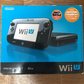 Wii U - Wii U プレミアムセット KURO リモコン3台、ソフト付