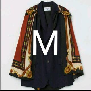 TOGA - TOGA H&M ウールケープジャケット Mサイズ