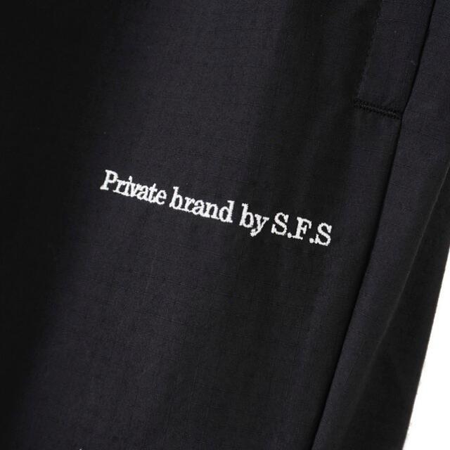 1LDK SELECT(ワンエルディーケーセレクト)のS.F.S Cordura Ripstop Nylon Track Pants メンズのパンツ(その他)の商品写真