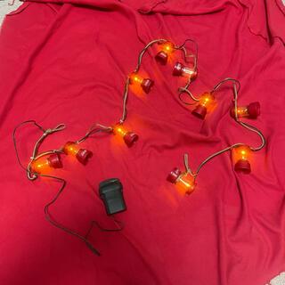 Coleman - コールマン  ストリングライト LED アンバー オレンジ色