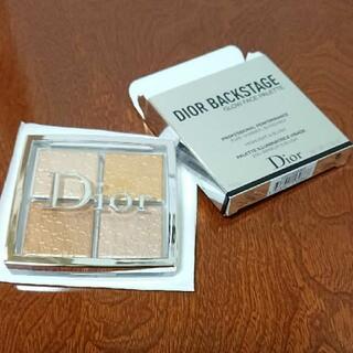 ディオール(Dior)の【9/24まで】Dior バックステージ フェイスグロウパレット 003(フェイスカラー)