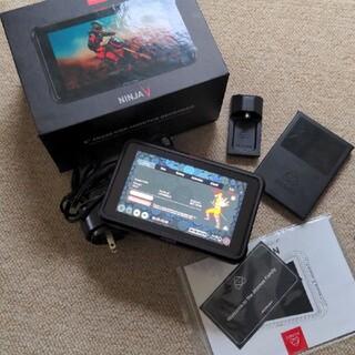 ATOMOS NINJA V 4K60P HDR レコーディングモニター