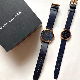 マークバイマークジェイコブス(MARC BY MARC JACOBS)のMarcbyMarcJacobs BakerMini ベイカー ミニ 腕時計 (腕時計(アナログ))