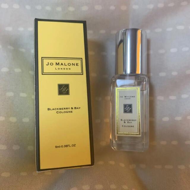 Jo Malone(ジョーマローン)のラスト1 ジョーマローン ブラックベリー&ベイ コロン お試し 9ml コスメ/美容の香水(ユニセックス)の商品写真