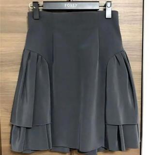 フォクシー(FOXEY)のFOXEY スカート(ひざ丈スカート)