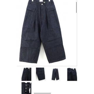 COMOLI - 【お得】HERILL ヘリル 15oz Denim Cargo Pants