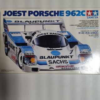 ポルシェ(Porsche)のJOEST   ポルシェ 962c 1/24 タミヤ(模型/プラモデル)