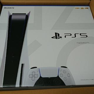 PlayStation - PS5本体【新品・未開封】PlayStation5 CFI-1000A01