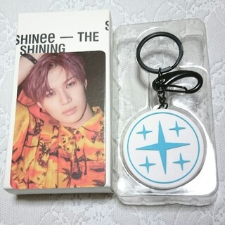 SHINee - SHINee TAEMIN(テミン) ペンミ 公式グッズ ボイスキーリング