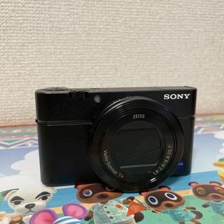 SONY - (美品)(格安)RX100III サイバーショット デジカメ