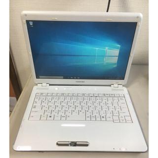 東芝 - 東芝製 ノートパソコン windows10