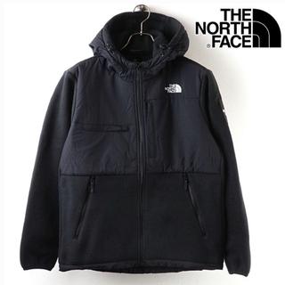 THE NORTH FACE - 売り切れ品!新品ノースフェイス 黒 デナリフーディー
