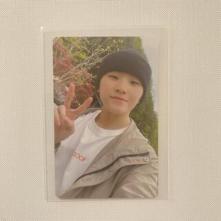 セブンティーン(SEVENTEEN)のSEVENTEEN ウジ トレカ(K-POP/アジア)