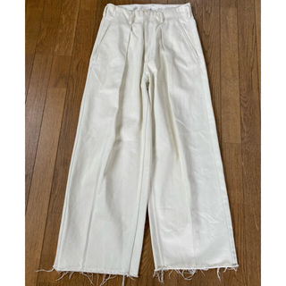 1LDK SELECT - saby サバイ LIMITED TUCK BAGGY -11.5oz