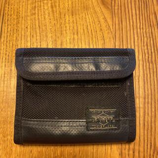 ポーター(PORTER)のPORTER ポーター 二つ折り財布(財布)
