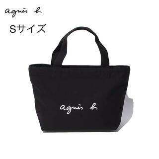 agnes b. - アニエスベー  agnes b. トートバッグ ブラック  新品 未使用