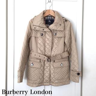 BURBERRY - 【値下げ不可】美品 正規品 バーバリー キルトジャケット38