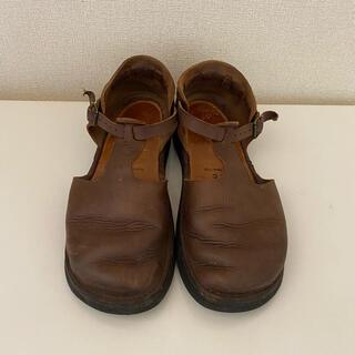 ネストローブ(nest Robe)のオーロラシューズ ウエストインディアン 7c(ローファー/革靴)
