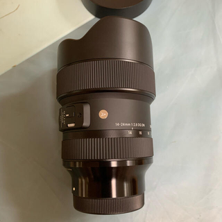 SIGMA - 14-24mm F2.8 DG DN ソニーE用