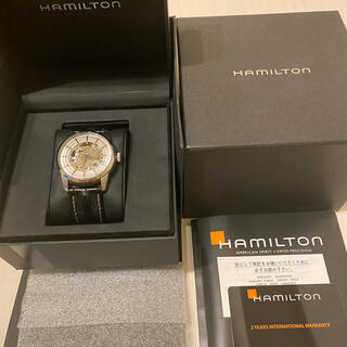 Hamilton - ハミルトンジャズマスター