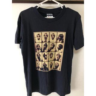HYSTERIC GLAMOUR - ヒステリックグラマー コラボ グラフィックTシャツ フリーサイズ