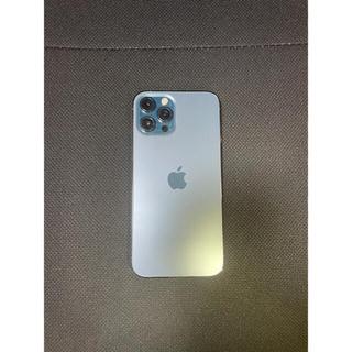 Apple - iPhone 12 Pro Max パシフィックブルー 128GB