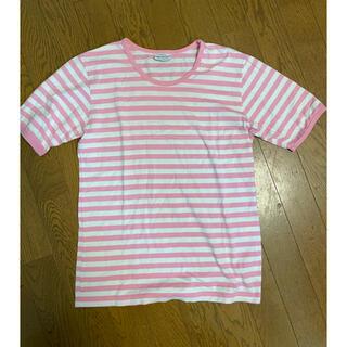 マリメッコ(marimekko)のマリメッコ Tシャツ ボーダー(Tシャツ(半袖/袖なし))