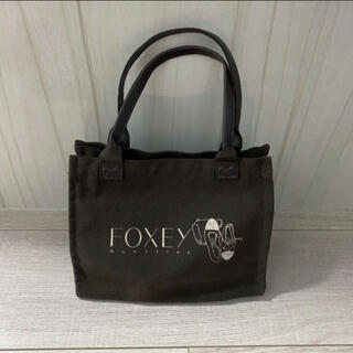 FOXEY - 美品 フォクシー FOXEY ミニトート 送料込み